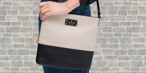 Kate Spade Bay Street Cora Crossbody Bag Only $59 Shipped (Regularly $238) & More