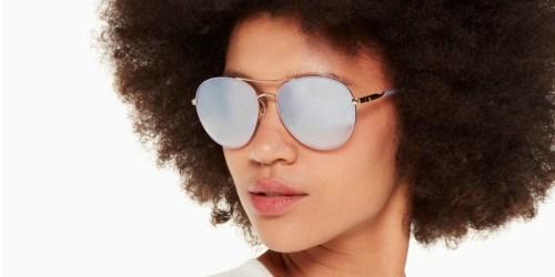 Kate Spade Aviator Sunglasses Only $40 Shipped (Regularly $160)