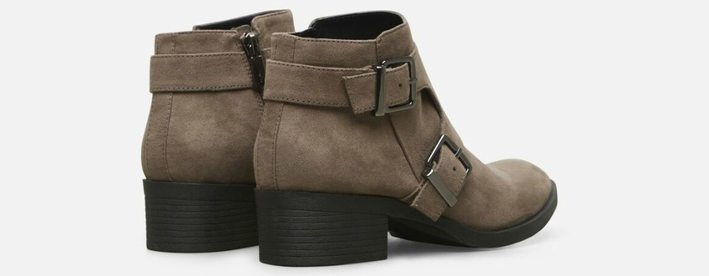 Kenneth Cole Moto Booties