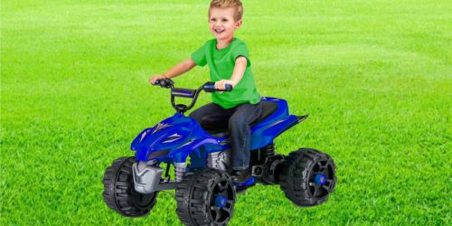 Sport ATV 12-Volt Ride-On Toy Only $98 Shipped at Walmart (Regularly $149)