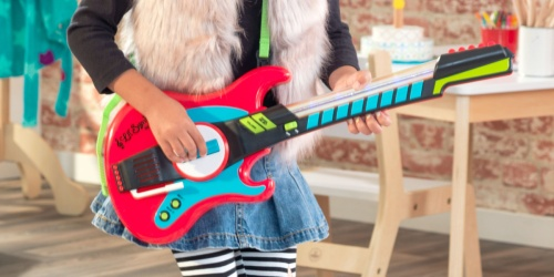 KidKraft Lil Symphony Electric Guitar Toy Just $12.99 (Regularly $25)