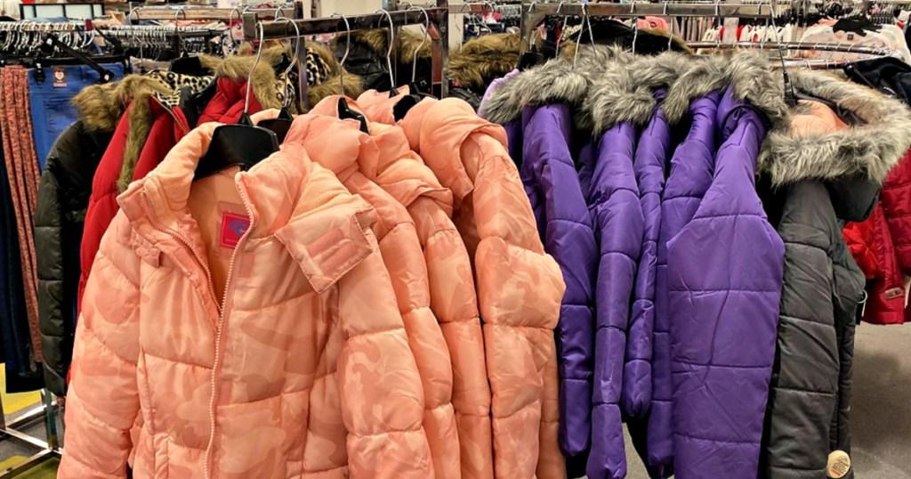Kid's Puffer Coats at Macy's