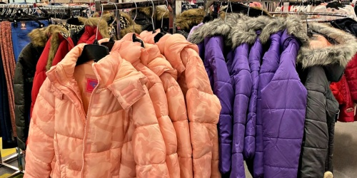 Kid's Puffer Coats Only $15.99 at Macy's (Regularly up to $85)