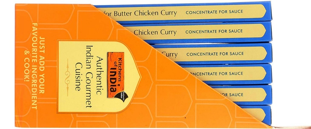 Kitchens of Curry Paste 6-pack