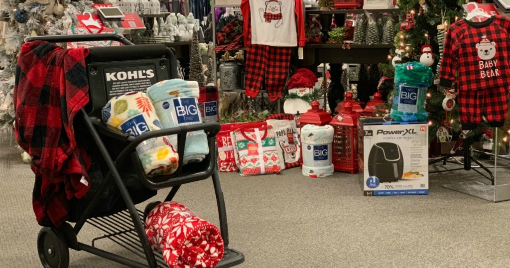 Kohl's Black Friday sales items