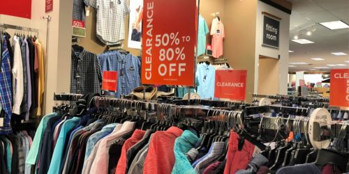 Over 85% Off Clothing for The Whole Family at Kohl's + FREE Shipping
