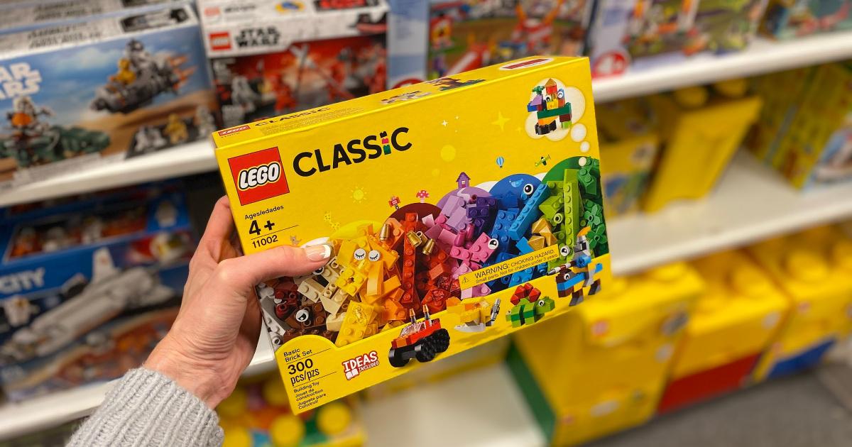Kohls Lego