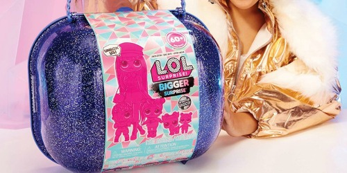 L.O.L. Surprise! Winter Disco Bigger Surprise Only $49.99 Shipped at Amazon (Regularly $90)