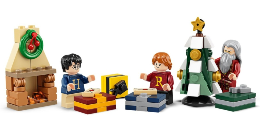 lego harry potter advent set
