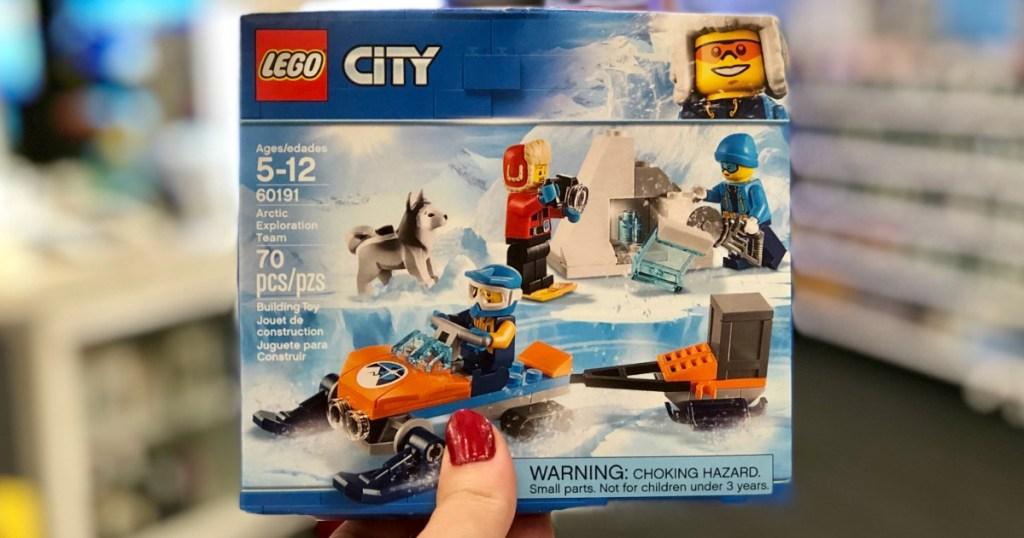LEGO City Arctic Expedition Arctic Exploration Team