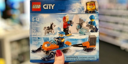 LEGO City Arctic Exploration Set Only $6 at Amazon (Regularly $10)