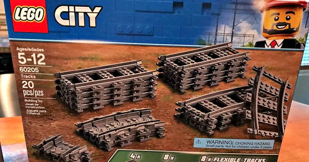 LEGO City Tracks Building Kit