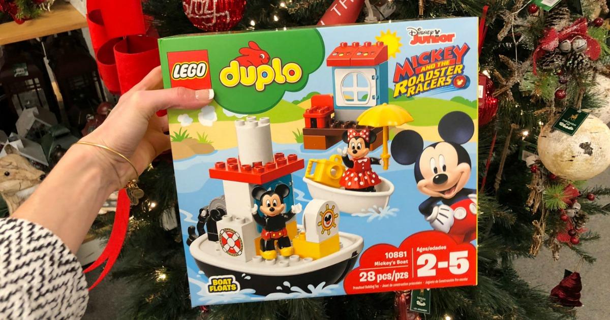 LEGO DUPLO Mickey Mouse set