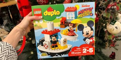 30% Off LEGO Sets + Earn $15 Kohl's Cash | Disney, Marvel, Star Wars & More