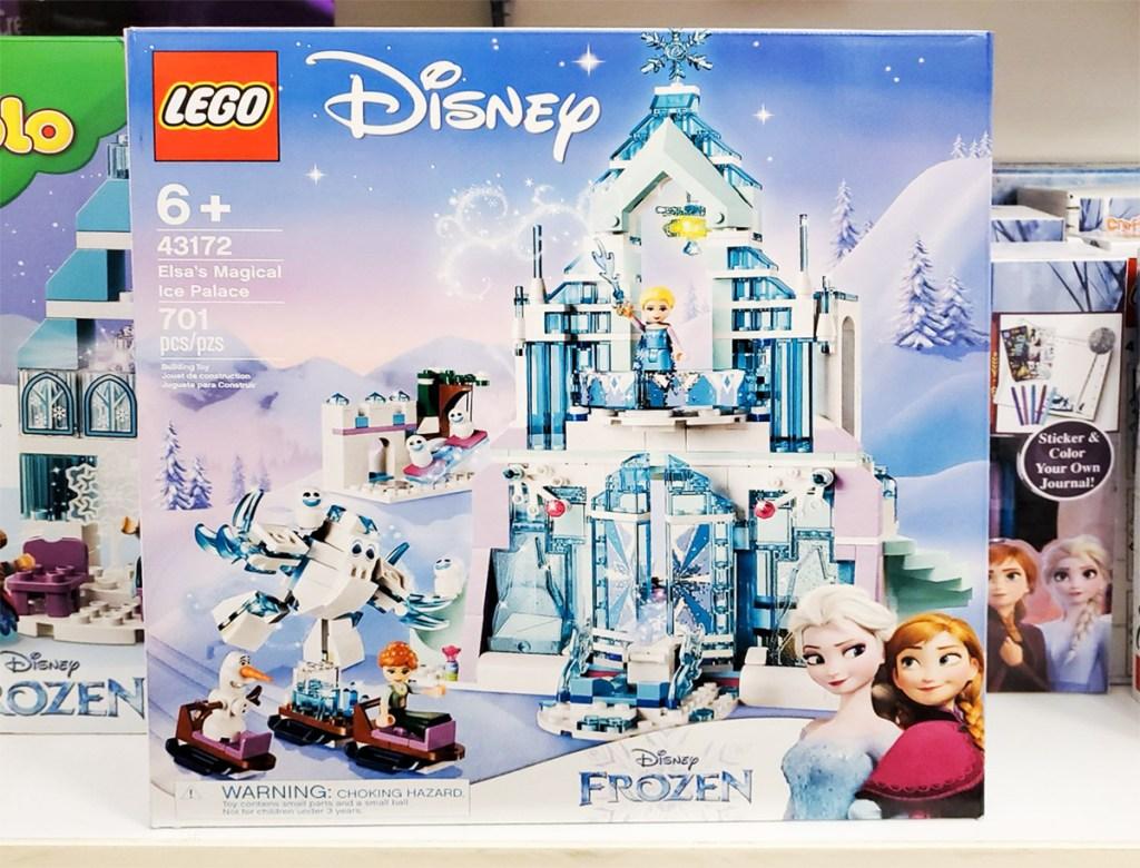 LEGO Elsas Frozen Ice Place