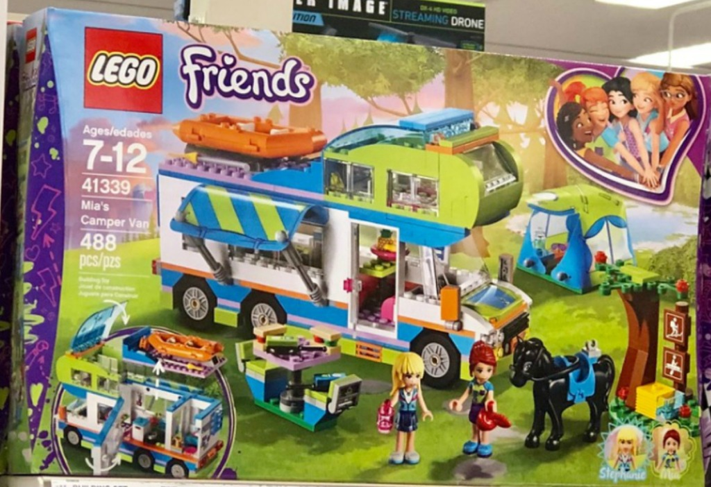 LEGO Friends Camper Van