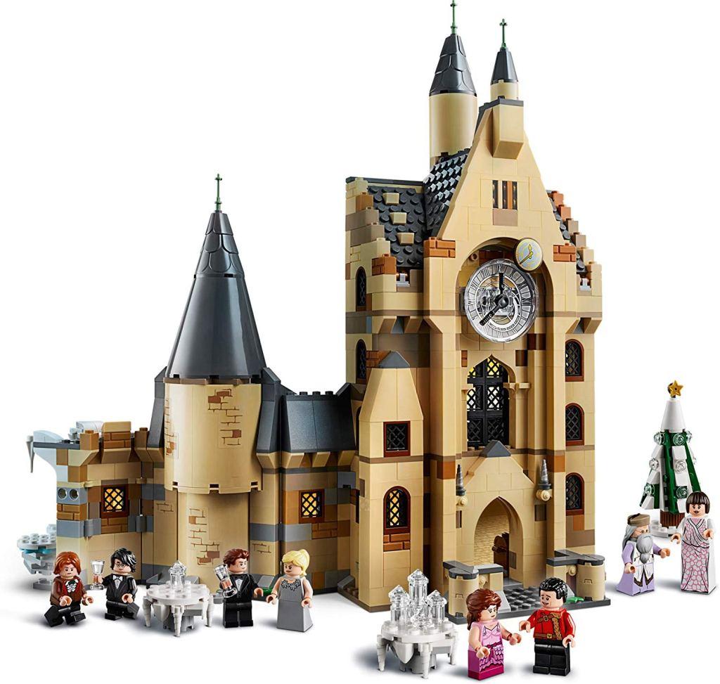 LEGO Harry Potter Hogwarts Clock Tower Set Just $71.99 ...