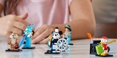 LEGO Disney Series 2 Minifigure Blind Bag Only $2.99 Shipped | Great Stocking Stuffer Gift