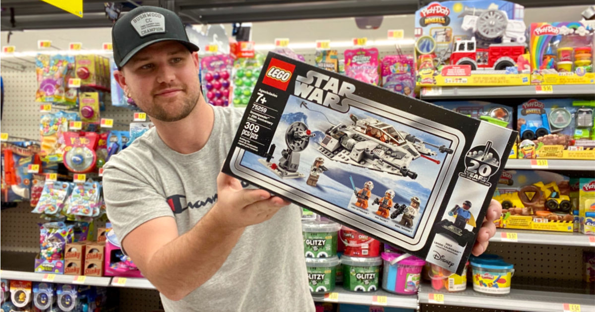 Stetson with LEGO Star Wars 20th Anniversary Edition Snowspeeder