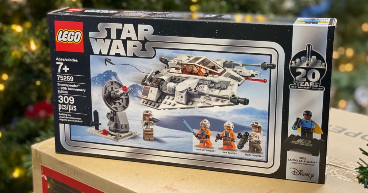 LEGO Star Wars 20th Anniversary Edition Snowspeeder