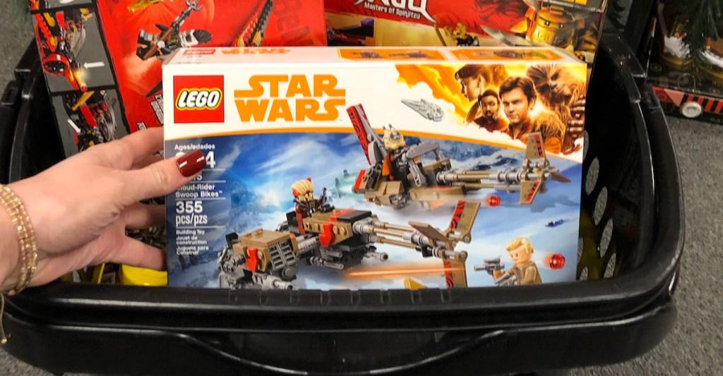 LEGO Star Wars Cloud-Rider Swoop Bikes Set