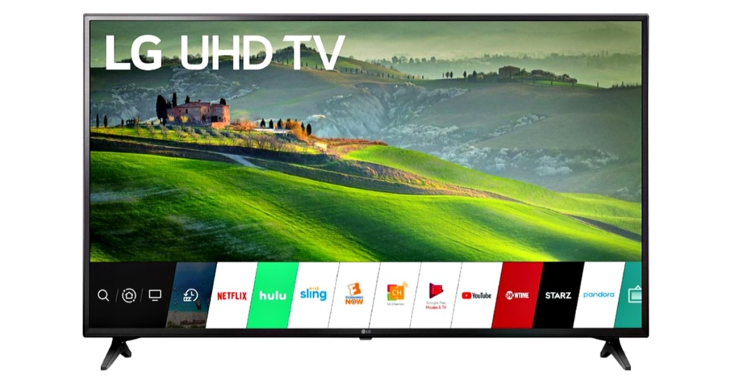 "LG 60"" LED Smart 4K UHD TV"