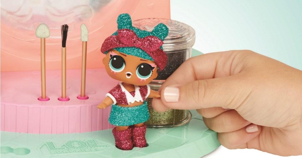 LOL Surprise Glitter Factory