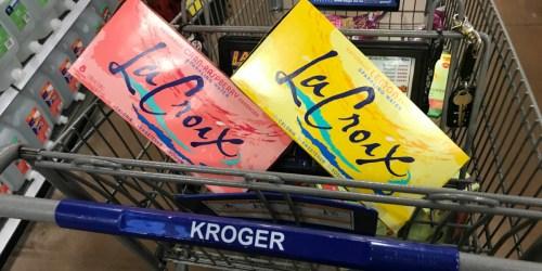 Kroger 3-Day Sale | $1.49 La Croix, 99¢ Classico Sauce, & More
