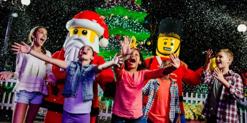 LEGOLAND Black Friday Deals | Over 50% Off Annual Passes on November 27th