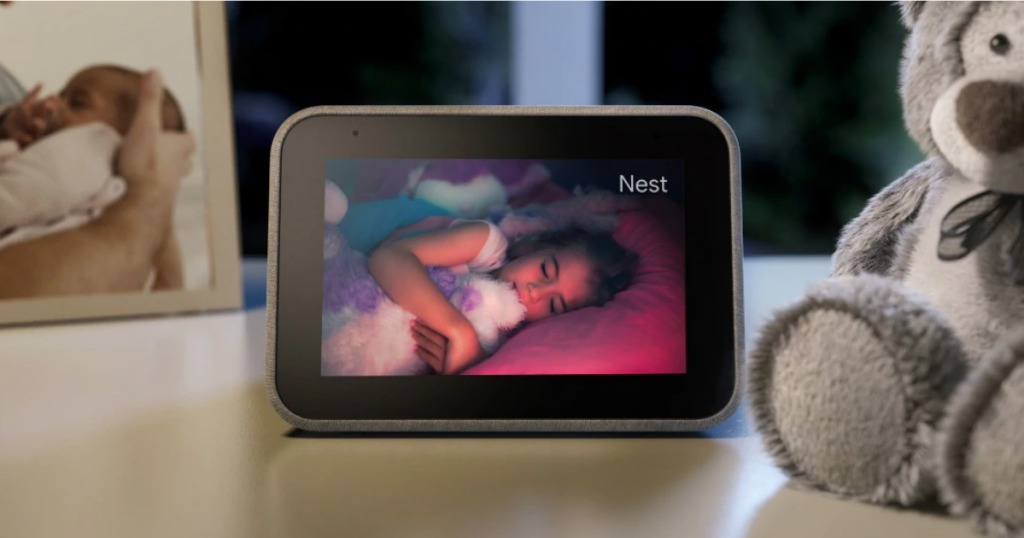 Lenovo Smart Clock connecting to Nest Video