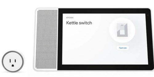 Lenovo Smart Plug Only $7.59 Shipped (Regularly $30)