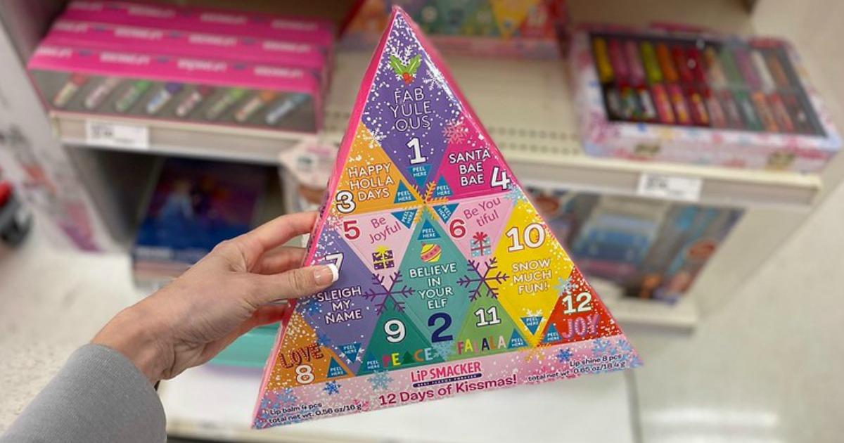 Lip Smacker Advent Calendar at Target