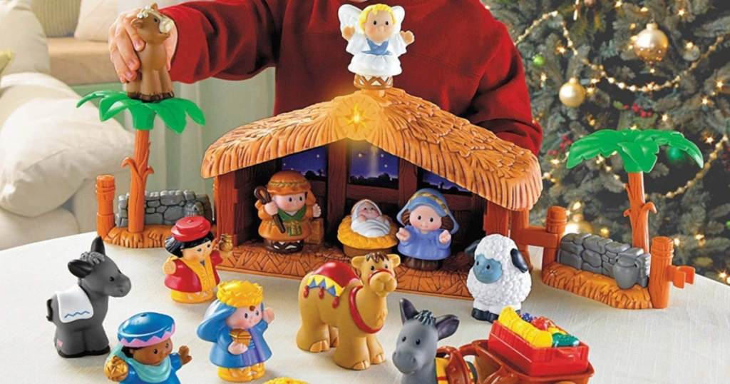 Little-People-Christmas-Story