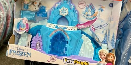 Little People Disney Frozen Ice Palace Play Set Only $13.99 on Kohls.com (Regularly $40)