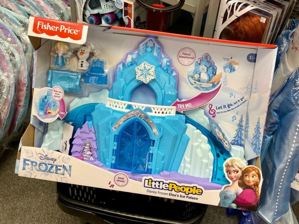 Little People Frozen 2 Elsa Castle