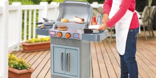 Little Tikes Cook 'n Grow BBQ Grill Only $24.98 at Walmart (Regularly $50)