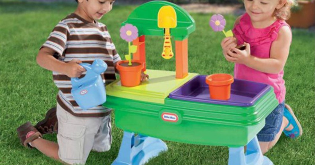 Little Tikes Garden Table-2