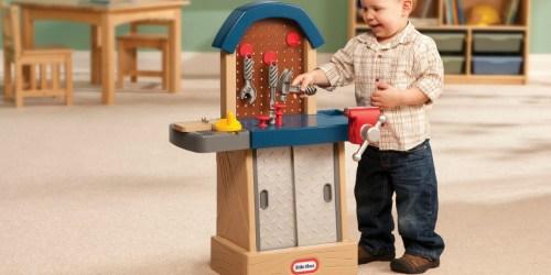 Little Tikes Tough Workshop Only $21.99 at Walmart.com (Regularly $40)