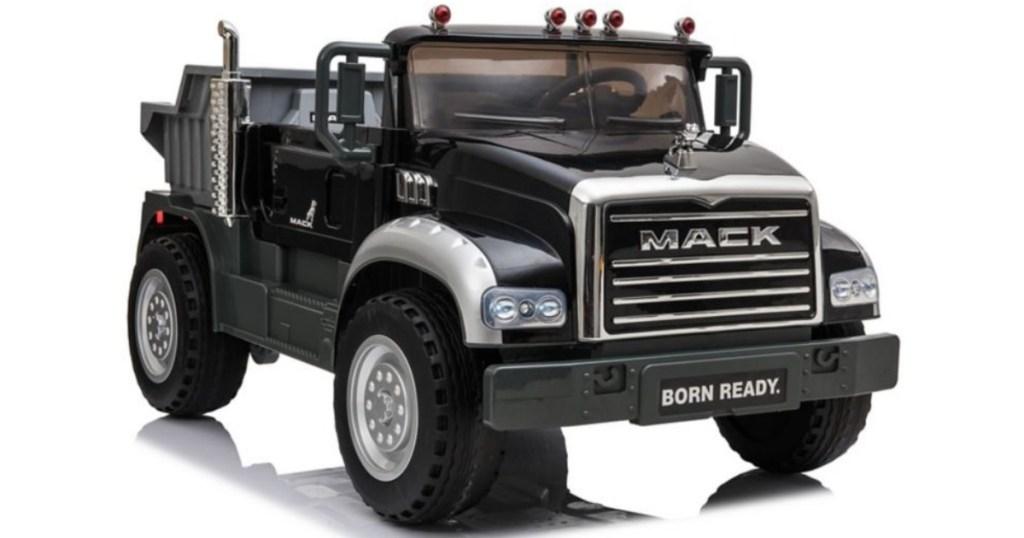 Mack Truck Ride on Vehicle