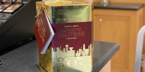 50% Off 25 Days of Beauty Advent Calendar at Macy's + More Beauty Deals | Black Friday Prices