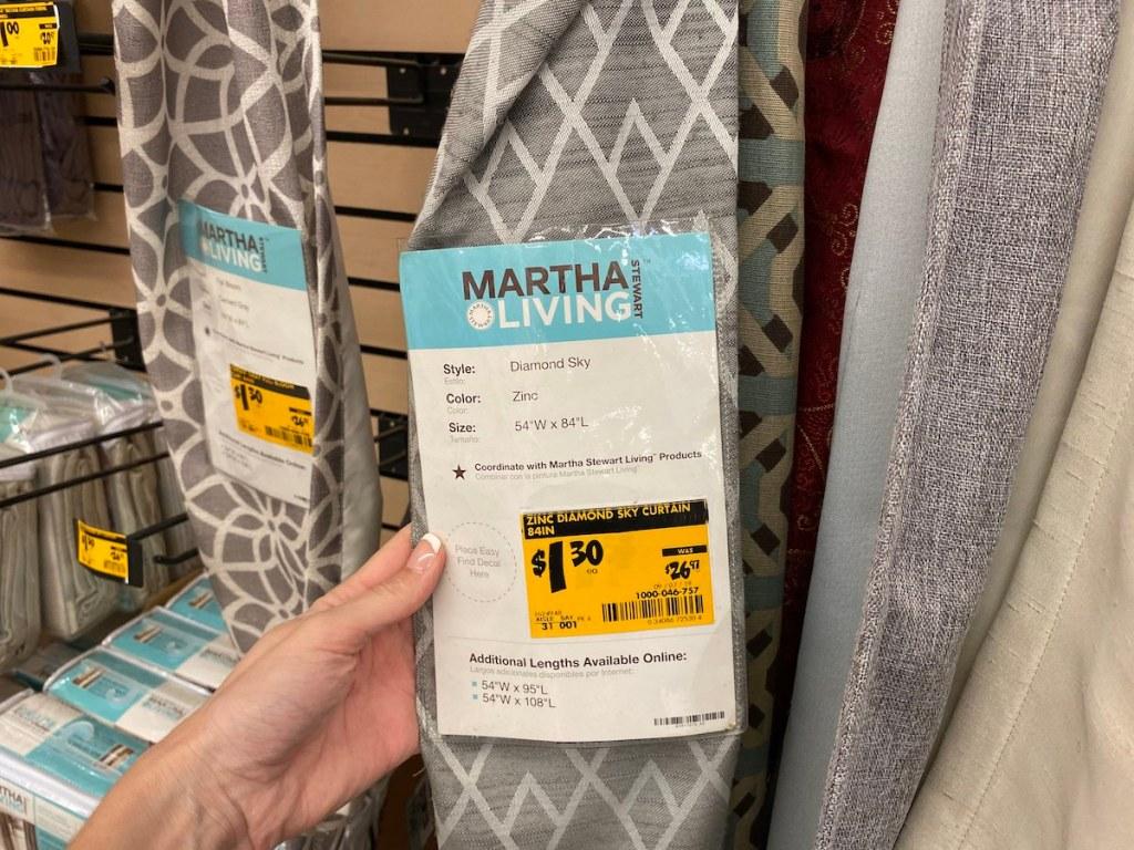 Martha Living Diamond Patterns
