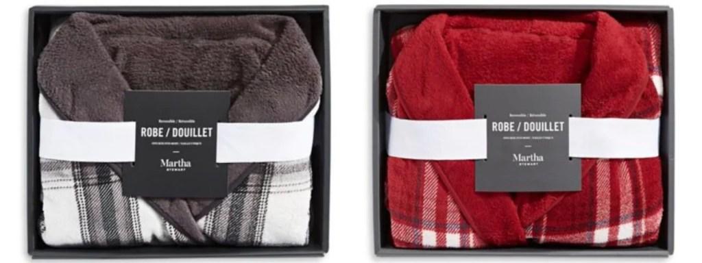 Martha Stewart Plush Robes-2
