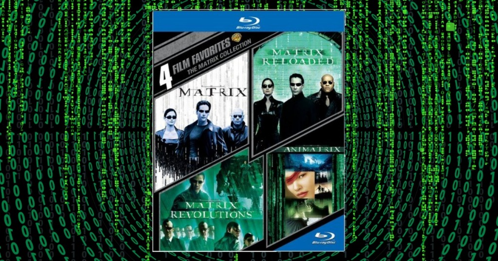 Matrix Blu-Ray Collection