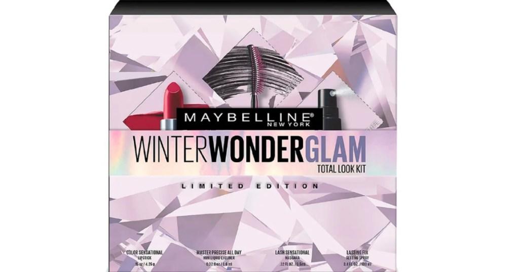 Maybelline Wonder Glam Kit