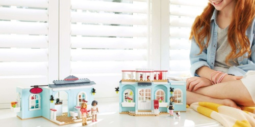 Mega Bloks American Girl Grace's 2-in-1 Buildable Home Only $35 Shipped at Amazon (Regularly $70)