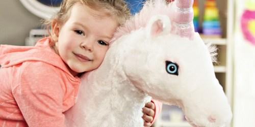 Melissa & Doug Giant Unicorn Only $59.49 Shipped (Regularly $100)