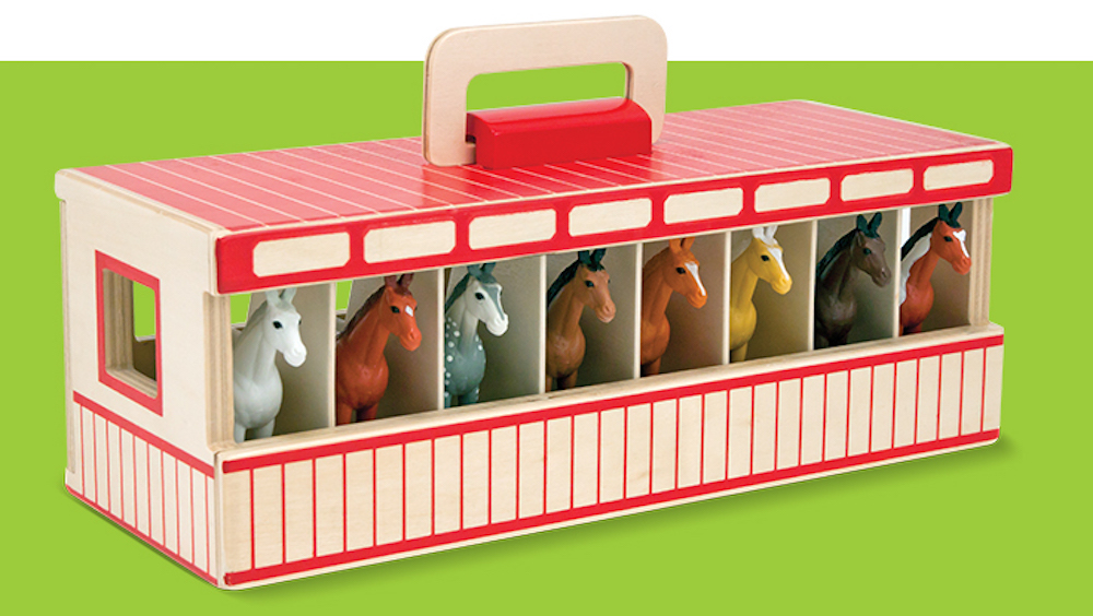 Melissa-Doug-Take-Along-Show-Horse-Stable