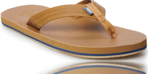 85% Off Men's Flip Flops at at Kohl's + FREE Shipping | Dockers, Chaps, & More