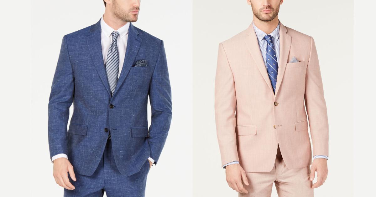 two men wearing ralph lauren suits