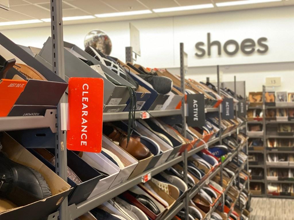 Men's shoes at Nordstrom Rack